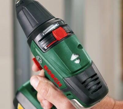 drehmoment anzeige Bosch PSR 18 LI-2