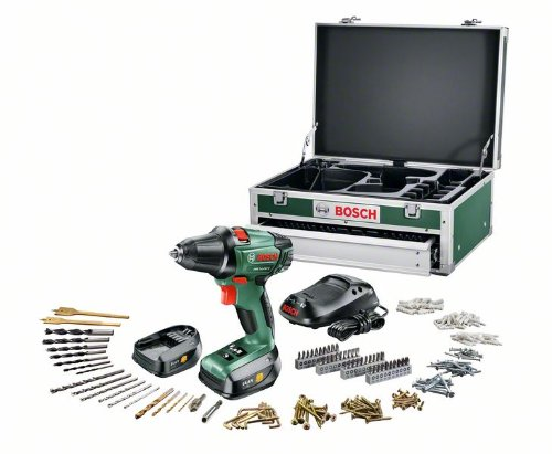 Bosch PSR 14,4 LI-2 + Toolbox 2 Akkus