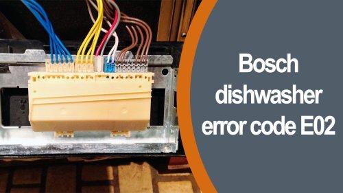small resolution of bosch dishwasher error code e02 jpg