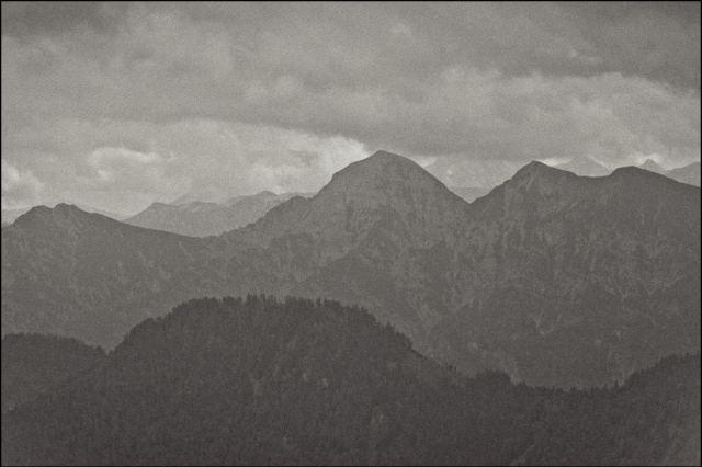Berg Hochfelln, Chiemgauer Alpen