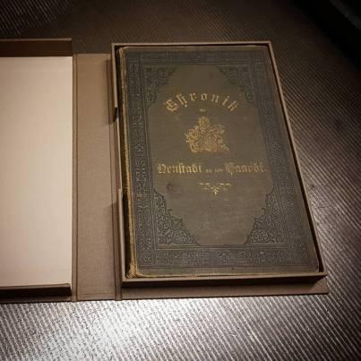Kassette zur Archivierung