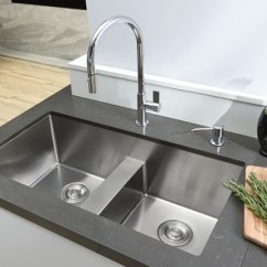 Sinks Kitchen Wall Art Bosco Titanium Series