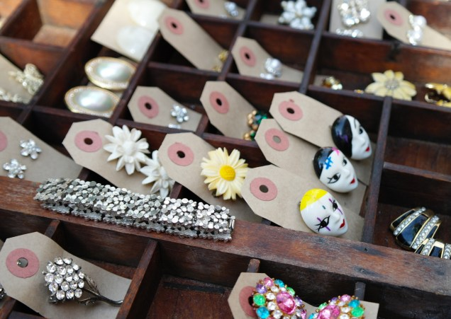 Jewellery from Covet Petersfield.
