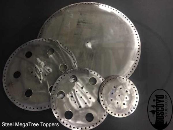 Steel MegaTree Topper 32