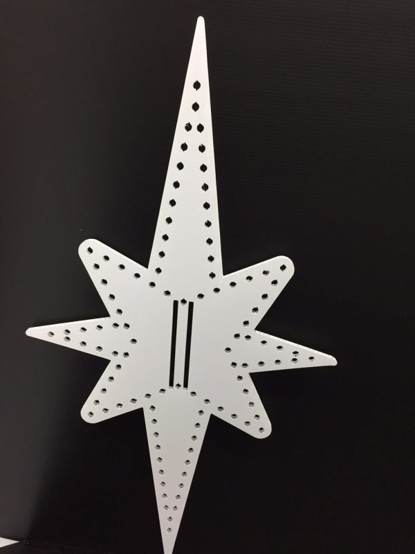 """Bethlehem Star 42"""""""