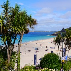 St Ives, Porthminster Beach - Boscrowan Farm Family Friendly Award Winning Self Catering Holiday Cottages