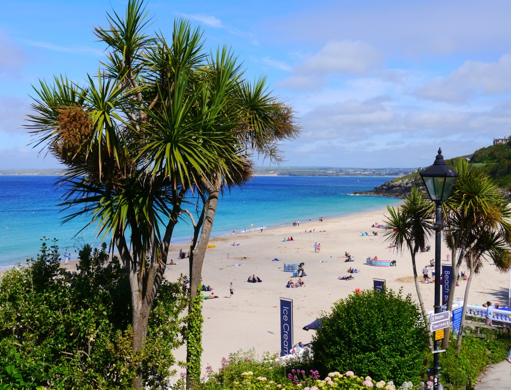 Portminster beach, St Ives