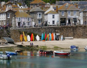 Colourful Mousehole