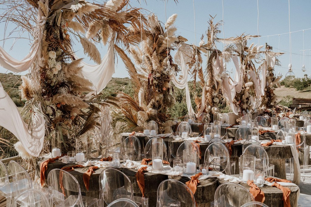 boho wedding venue cape town