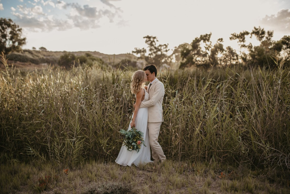 romantic farm wedding cape town