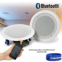 Bluetooth Ceiling Speakers Wireless - Bluetooth Electronics