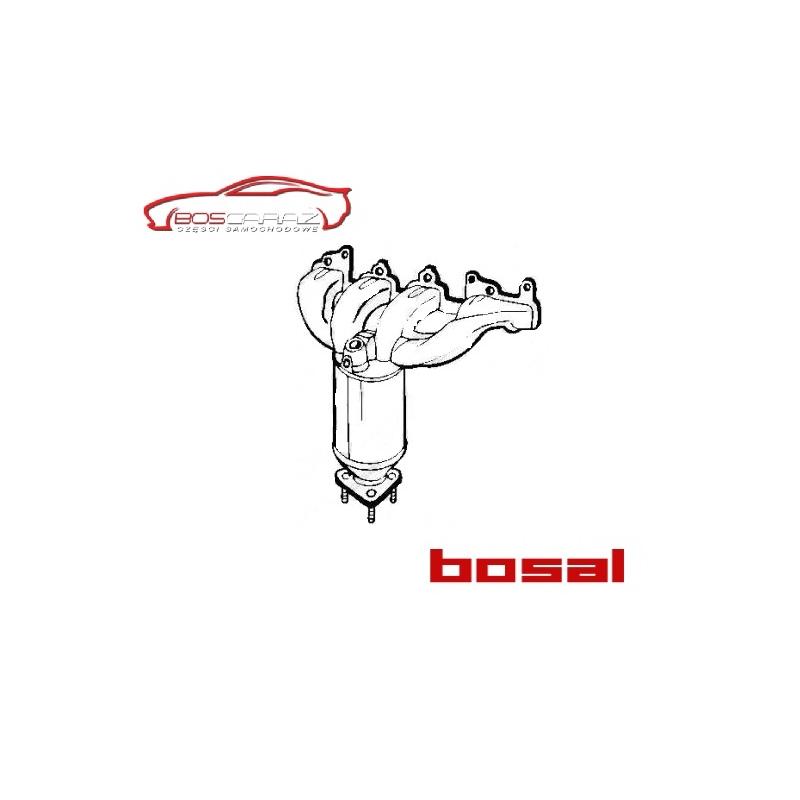 Katalizator Bosal 090-015 OPEL Astra G H GTC 1.6 16V 2003