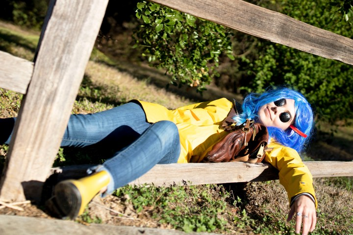 Miss Allie – A Coraline Cosplay!