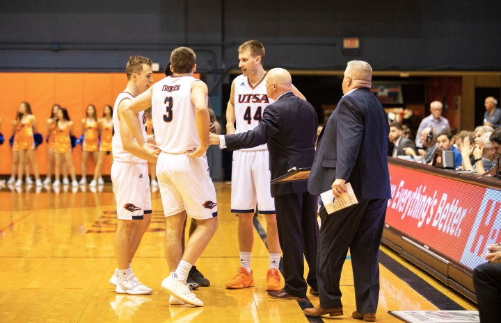 UTSA v. LA Tech – A Conference Win!