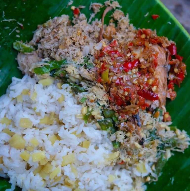 Resep Makanan Khas Bali halal dari Nasi Sela