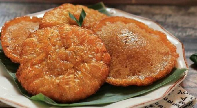 Makanan Khas NTT Kue Cucur