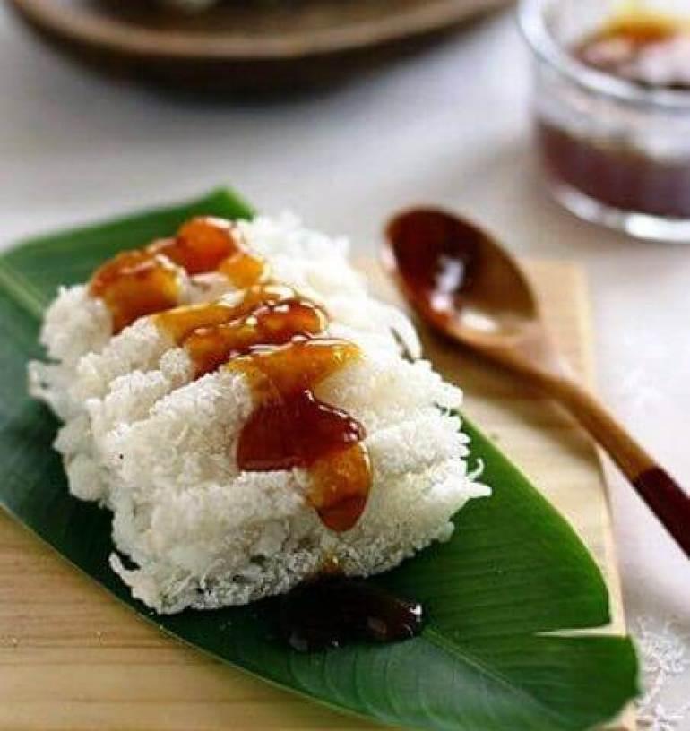 Makanan Khas Bekasi Kue Rangi