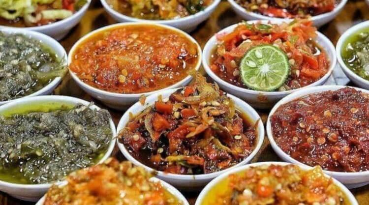 Resep Makanan Khas Indonesia yang Terkenal di Dunia Sambal