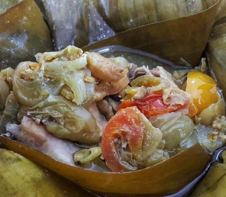 Makanan Khas Daerah Jawa Tengah Garang Asem