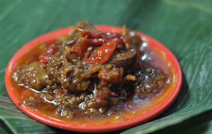 Makanan Khas Jogja Oseng-Oseng Mercon