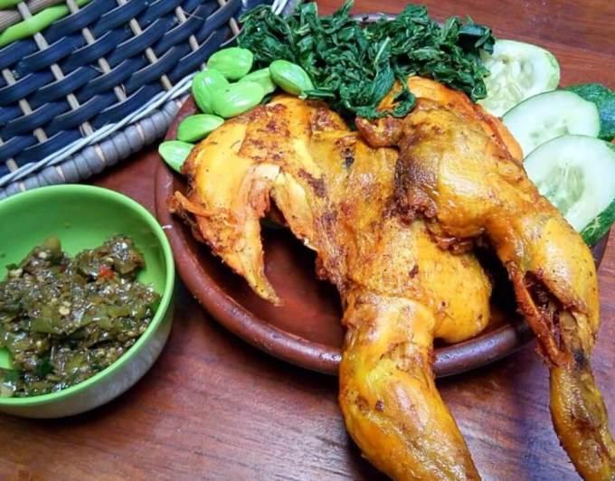 Nama Makanan Khas Semarang Burung yang Enak Belibis Pak No