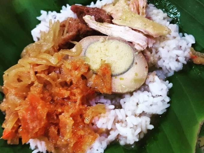 Sejarah Makanan Khas Semarang yang Hampir Punah Nasi Ayam