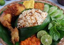 Makanan Khas Sunda Nasi Tutug Oncom