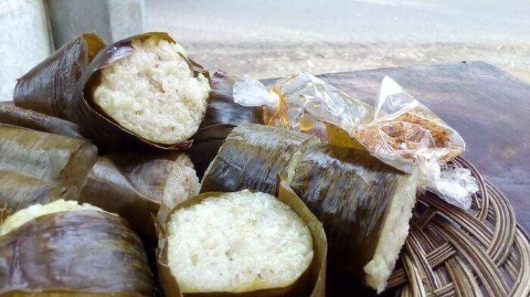Camilan Tradisional Oleh oleh Makanan Khas Aceh Jadah Lemang