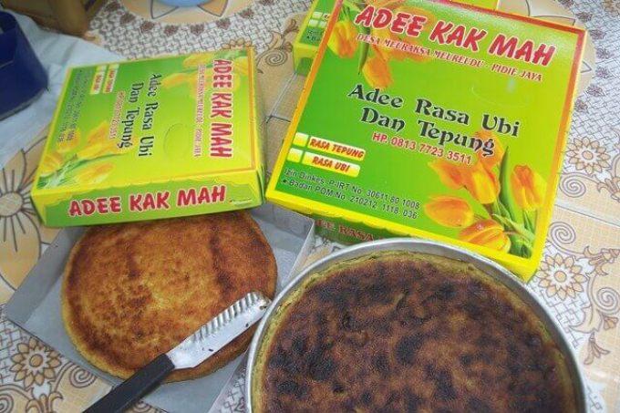 Oleh oleh Makanan Khas Aceh Kue Adee