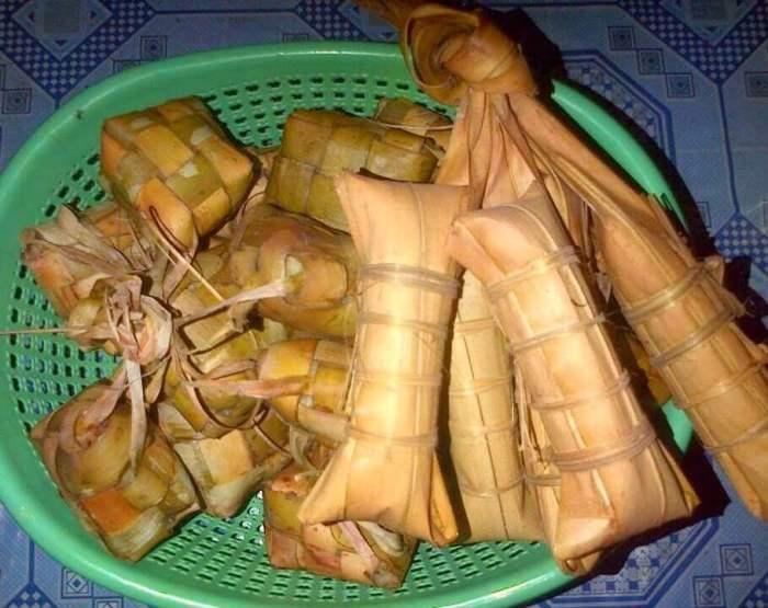 Makanan Khas Banten Lepet