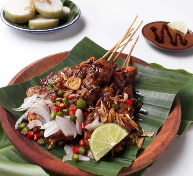 Makanan Khas Jawa Timur Sate Madura
