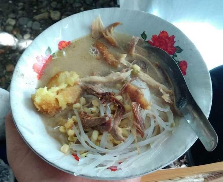 Makanan Khas Kebumen Soto Tamanwinangun