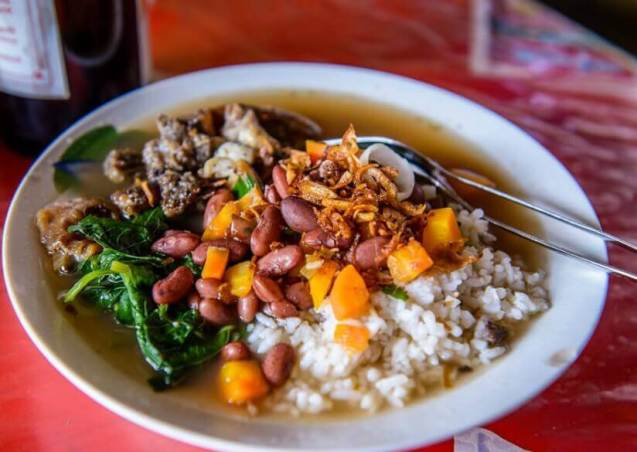 Makanan Khas Magelang Sup Senerek