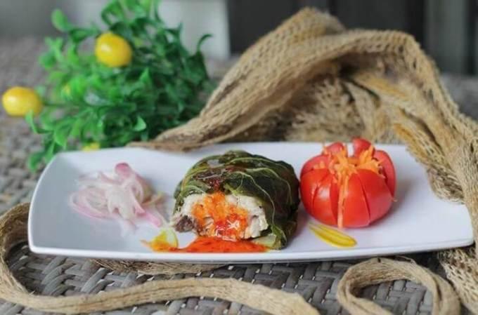 Makanan Khas Papua Aunuve Habre