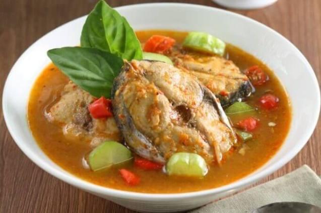 Makanan Khas Banyuwangi Pindang Koyong