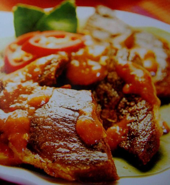 Makanan Khas Gorontalo Lapis Palaro