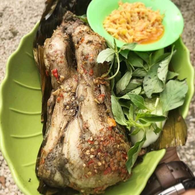 Makanan Khas Madura Bebek Songkem