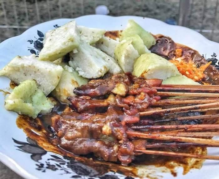 Makanan Khas Madura Sate Laler Pamekasan