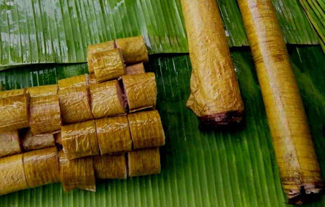 Makanan Khas Maluku Utara Nasi Jaha