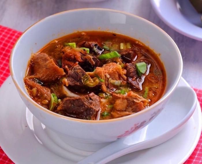 Makanan Khas Makassar Coto Makassar