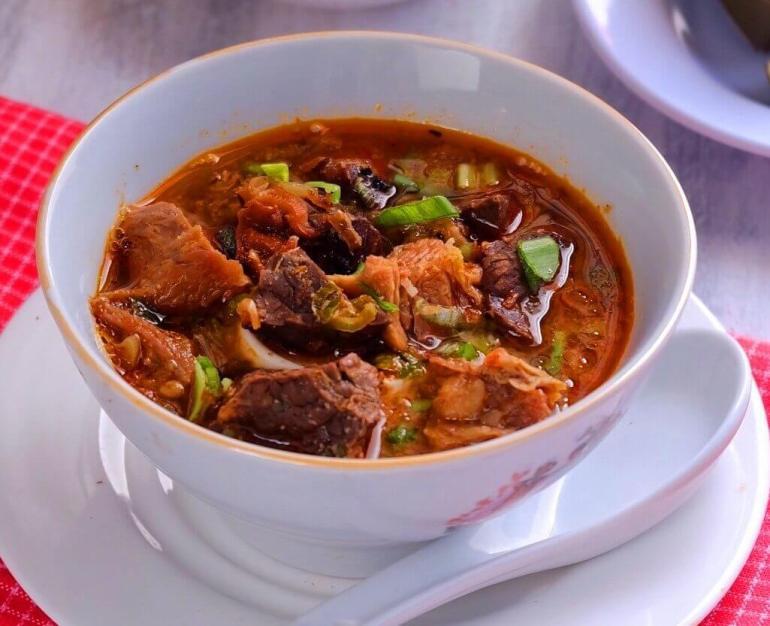 Makanan Khas Sulawesi Selatan Coto Makassar