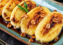 Makanan Khas Sulawesi Selatan Pisang Epe