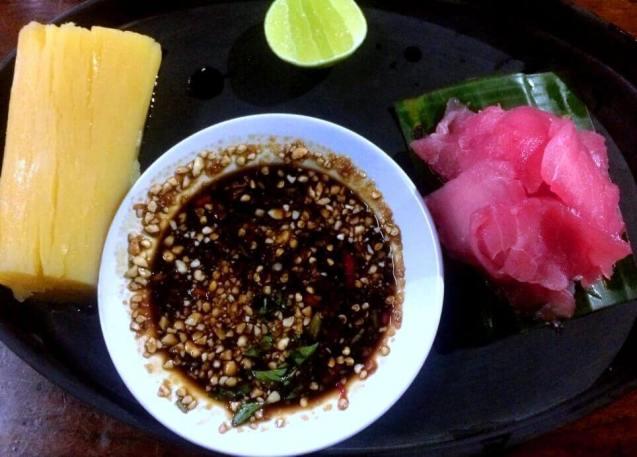 Makanan Khas Sulawesi Tenggara Sashimi Tuna