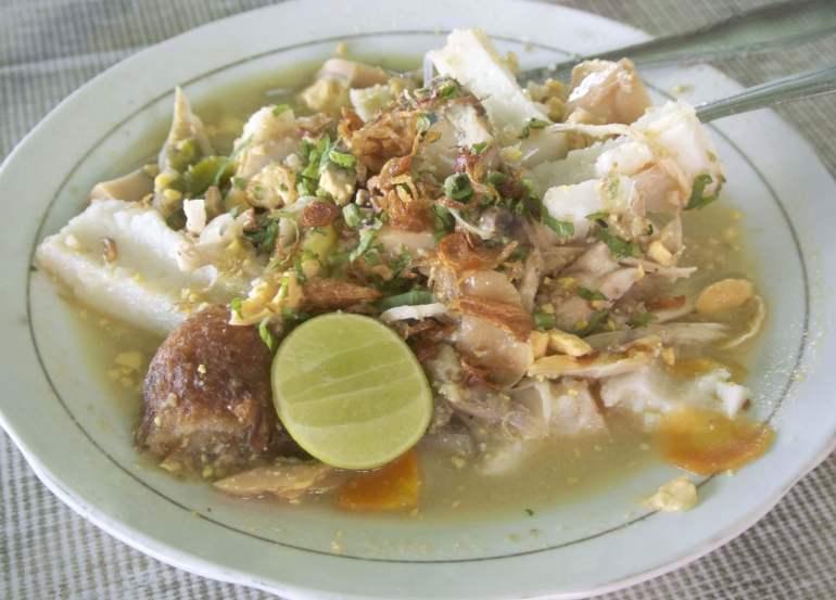 Makanan Khas Banjarmasin Soto Banjar