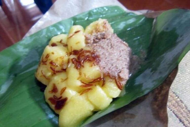Makanan Khas Banten Balok Menes