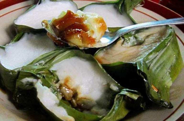 Makanan Khas Banten Kue Jojorang