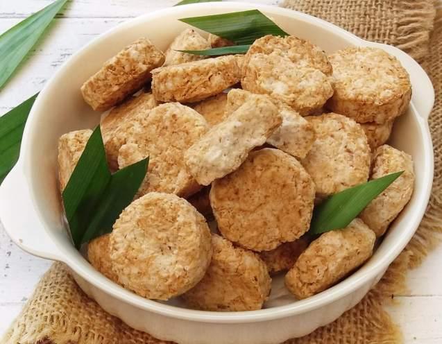 Makanan Khas Bekasi Kue Sagon