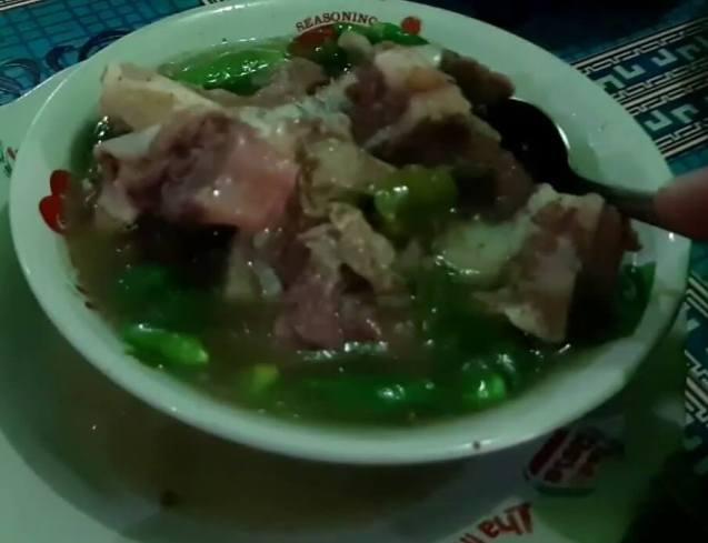 Makanan Khas Bekasi Sop Janda (Jawa-Sunda)