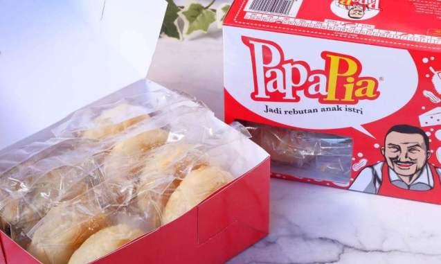 Makanan Khas Bogor Papapia