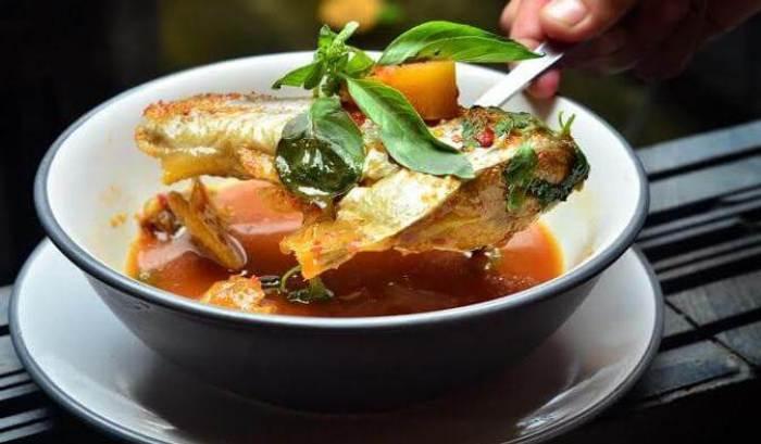 Makanan Khas Jambi Gangan Palapa